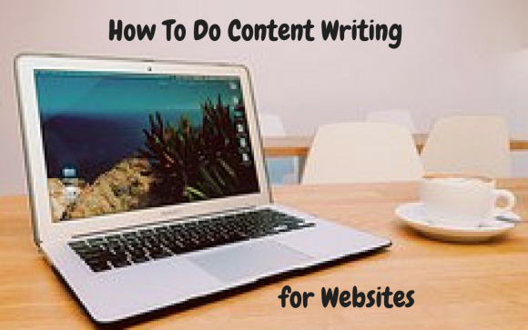 How To Do Content Writing Featured Image