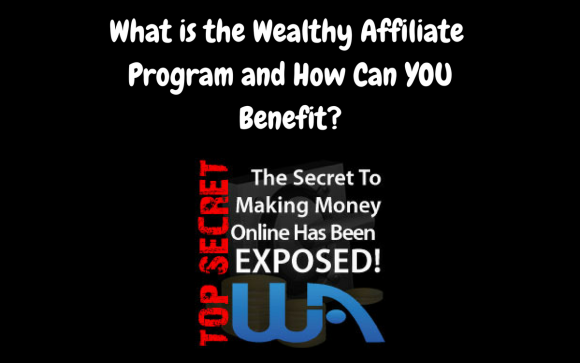 What is the Wealthy Affiliate Program Featured Image