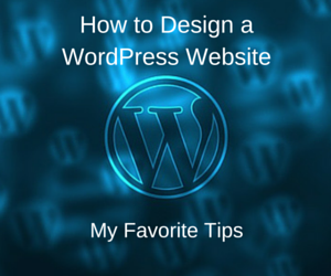 How to Design a WordPress Website
