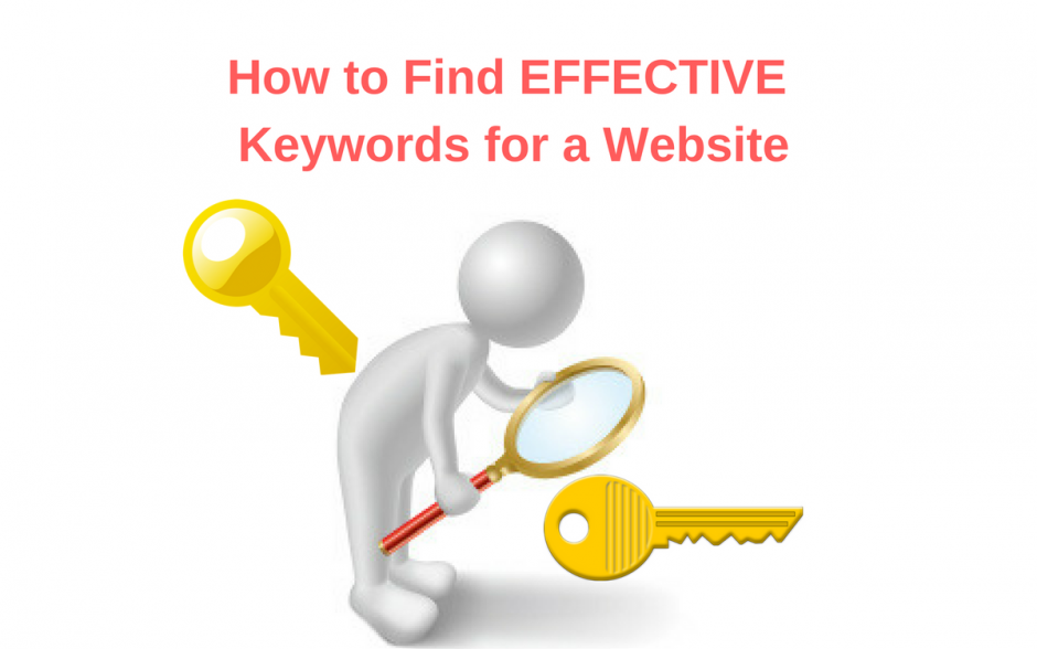How to find more effective keywords for a website for How to buy websites