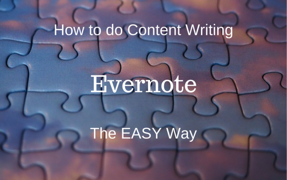How to do content writing the easy way Featured Image