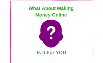 What About Making Money Online Featured Image