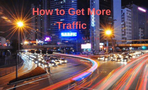 How to Get More Traffic With Your Blog