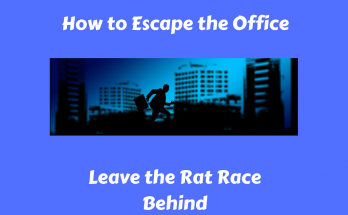 How to Escape the Office Featured Image