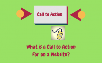 What is a Call to Action for on a Website Featured Image