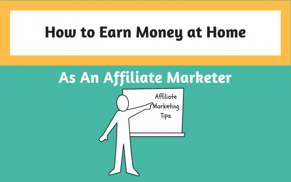 How to Earn Money at Home