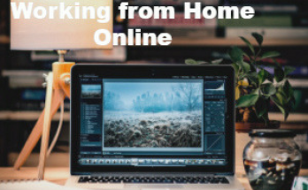How to Make Money Working From Home Online Featured Image
