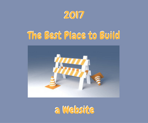 The Best Place to Build a Website