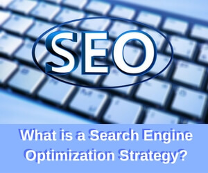 What is a Search Engine Optimization Strategy