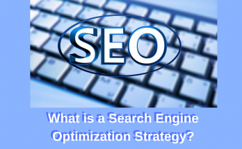What is a Search Engine Optimization Strategy Featured Image
