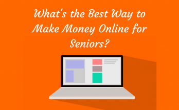 Whats the Best Way to Make Money Online for Seniors Featured Image