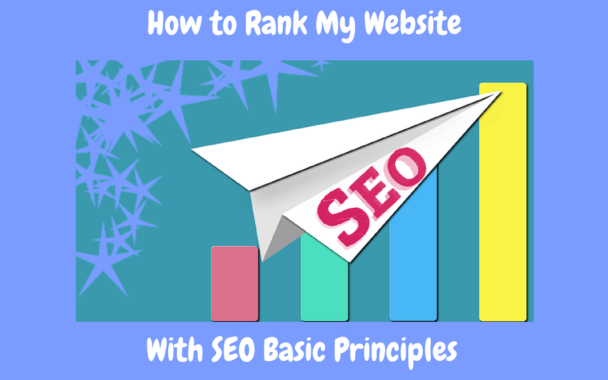 How to Rank My Website With SEO Featured Image