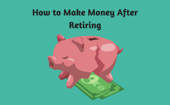 How to Make Money After Retiring Featured Image