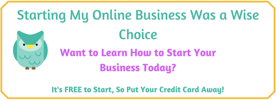 Starting My Online Business Was a Wise Choice