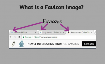 what is a favicon image