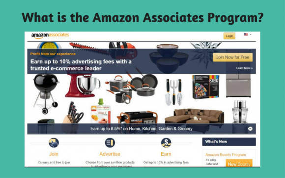 What is the Amazon Associates Program