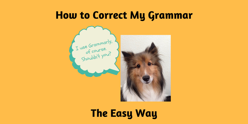 How to Correct My Grammar