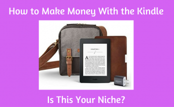 How to Make Money with the Kindle