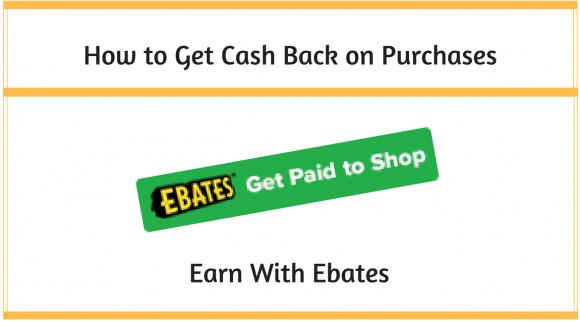 How to Get Cash Back on Purchases