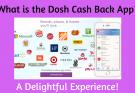Dosh Cash Back App Review