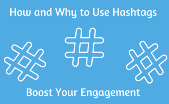 How and Why to Use Hashtags
