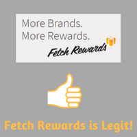 Fetch Rewards is Legit