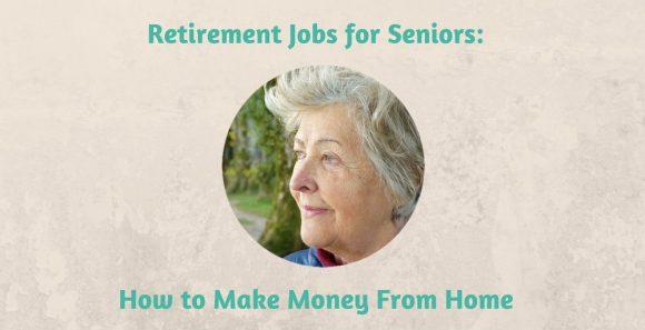 Retirement Jobs for Seniors