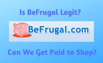 Is BeFrugal Legit