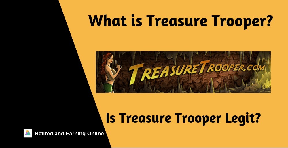 What is Treasure Trooper and Is Treasure Trooper Legit
