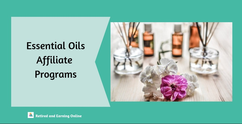 essential oils affiliate programs
