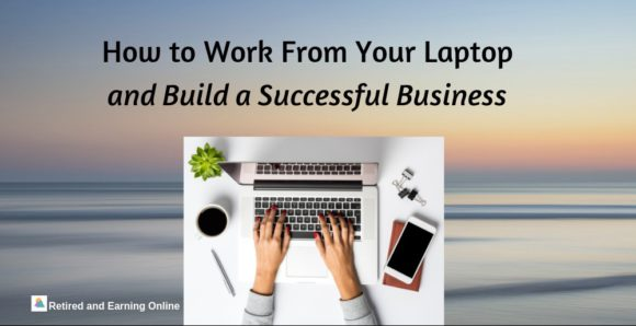 How to Work From Your Laptop