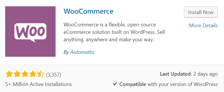 Add the WooCommerce Plugin With the Best Small Business Website Builder