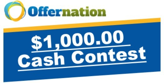 Make Money With Offernation Cash Contests