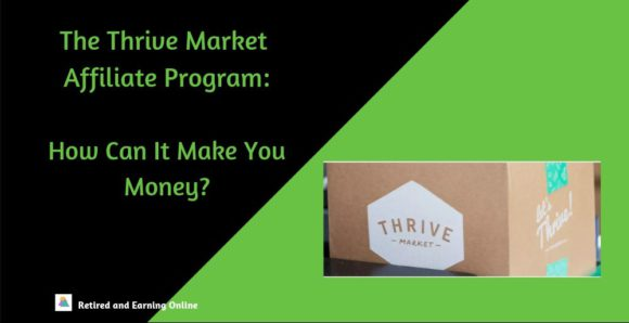 The Thrive Market Affiliate Program