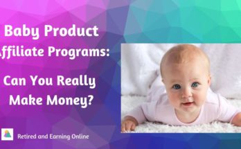 Baby product affiliate programs