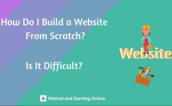 How Do I Build a Website from Scratch