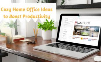 Cozy Home Office Ideas