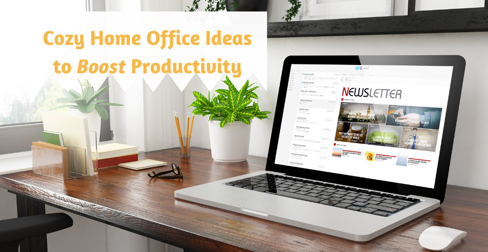 Cozy Home Office Ideas to Boost Productivity