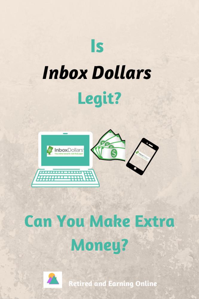 Is Inbox Dollars Legit?