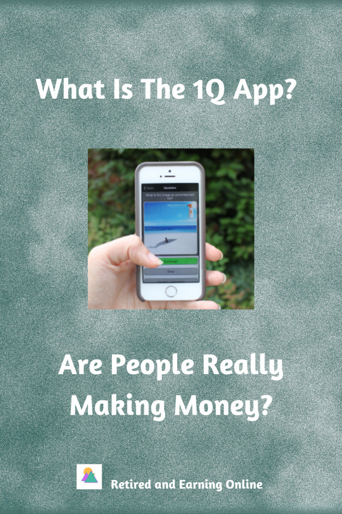 Pinterest Graphic - What is the 1Q App?