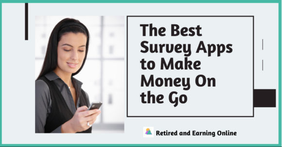 The best survey apps to make money on the go