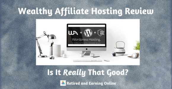 Wealthy Affiliate Hosting Review