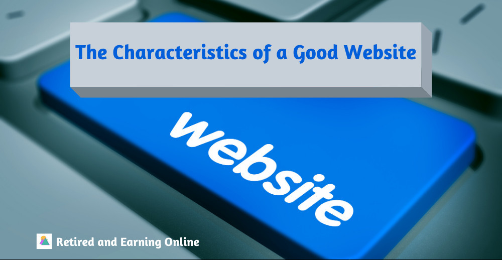 Characteristics of a Good Website