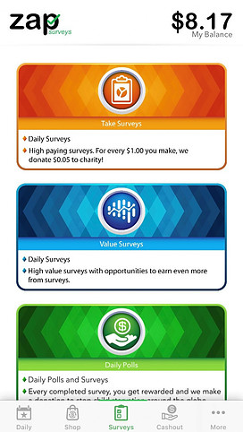 What is Zap Surveys?