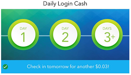 Zap Surveys Daily Login Cash