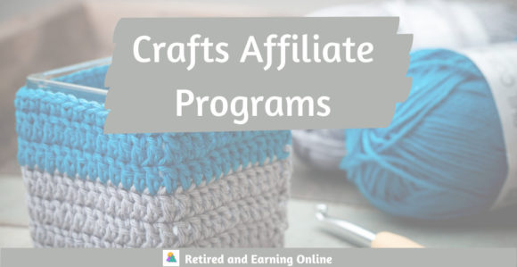 Crafts Affiliate Programs