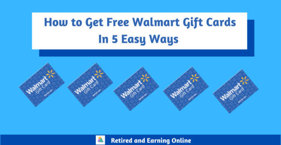How to Get Free Walmart Gift Cards