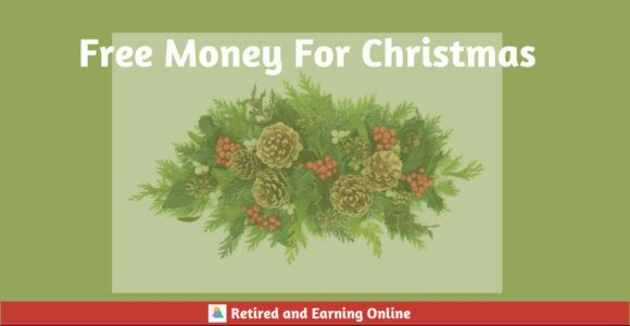 Free Money for Christmas