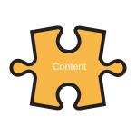 The Content Puzzle Piece